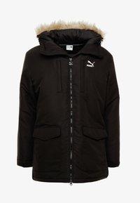 Puma - CLASSICS PADDED JACKET - Veste d'hiver - black - 5