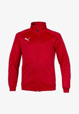 FOOTBALL KIDS' LIGA - Veste de survêtement - red