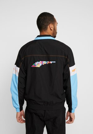 PUMA X TETRIS TRACK JACKET - Trainingsvest - black