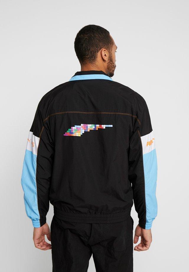 PUMA X TETRIS TRACK JACKET - Training jacket - black
