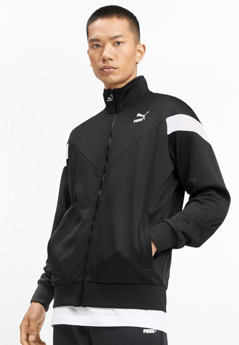 Puma - Veste de survêtement - black
