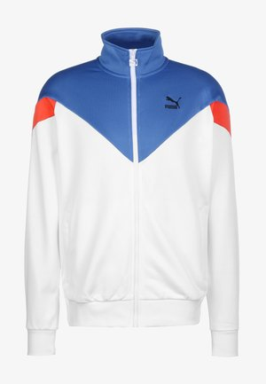 TRAININGSJACKE ICONIC MCS PT - Training jacket - white