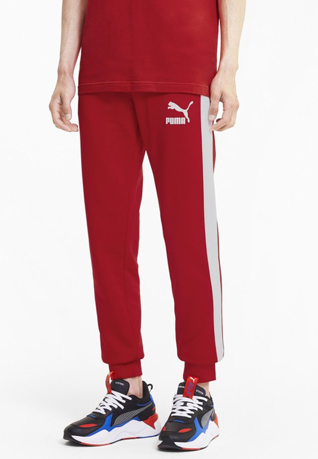 ICONIC  - Pantalon de survêtement - high risk red