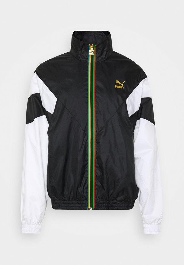 WORLDHOOD TRACK - Training jacket - black