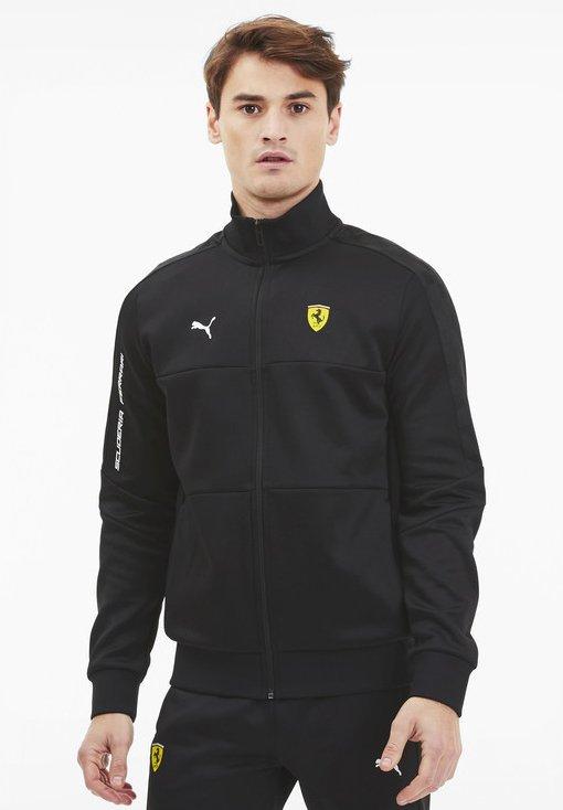 SCUDERIA FERRARI  - Training jacket - black