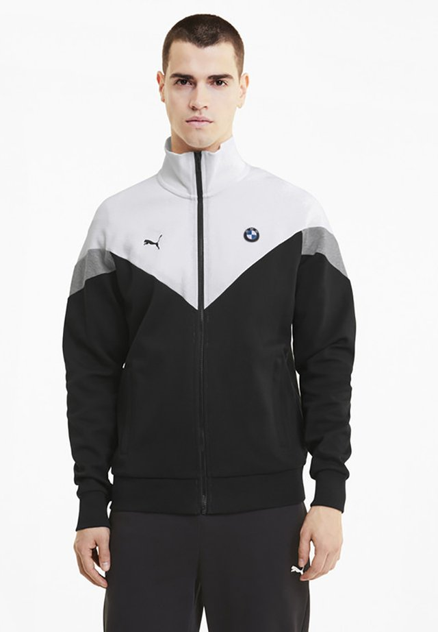 MOTORSPORT - Training jacket -  black