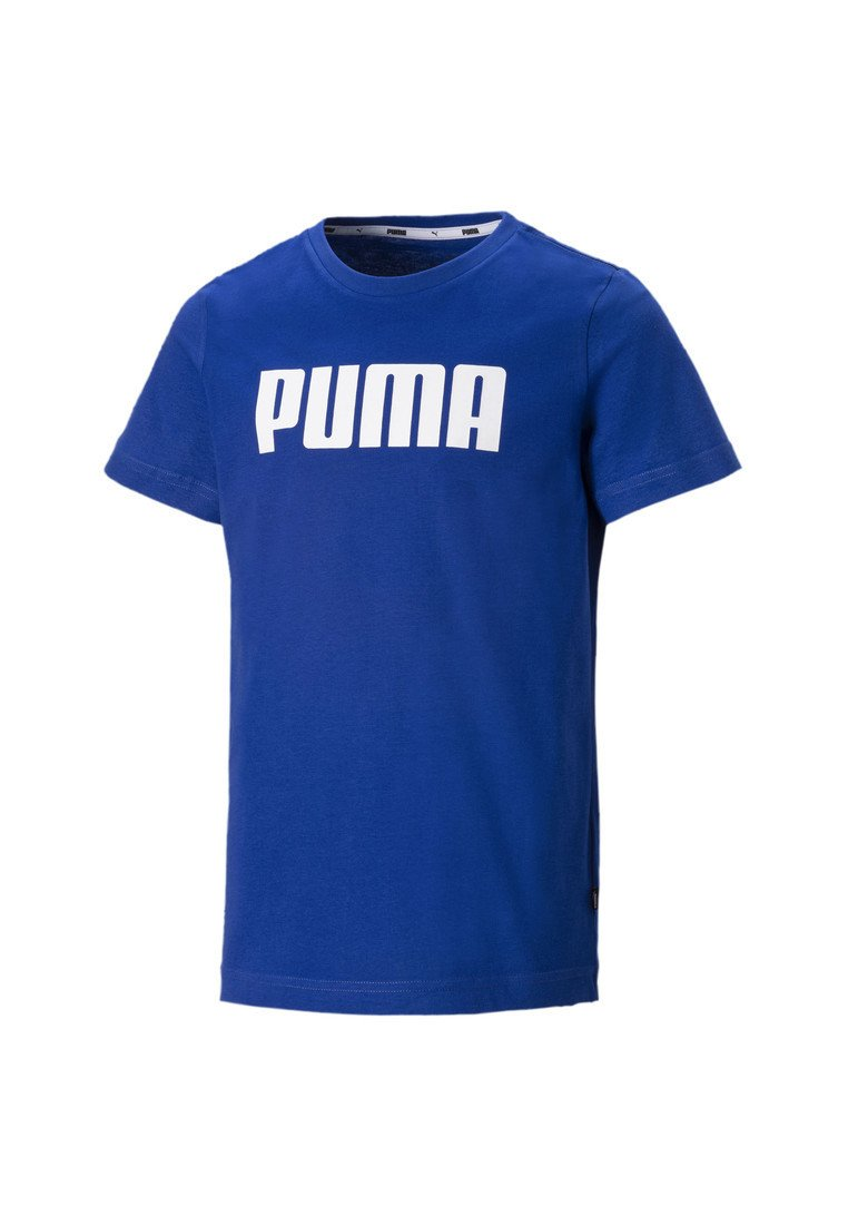Puma - ESSENTIALS  - T-shirt con stampa - surf the web
