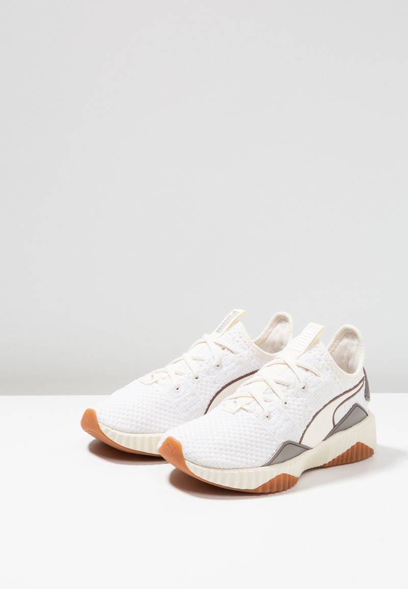 De D'entraînement Whisper Puma White LuxeChaussures Et Fitness metallic Defy Ash Y7fg6by