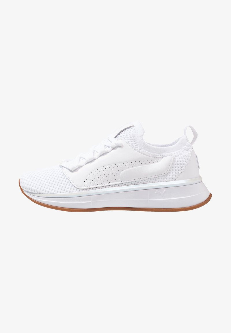 Puma - SG RUNNER - Obuwie do biegania treningowe - white