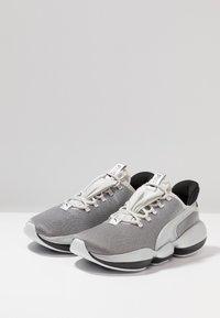 Puma - MODE XT SILVER - Sports shoes - glacier gray/black - 2
