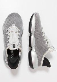 Puma - MODE XT SILVER - Sports shoes - glacier gray/black - 1