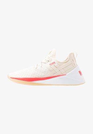 JAAB XT - Sports shoes - pastel parchment/white