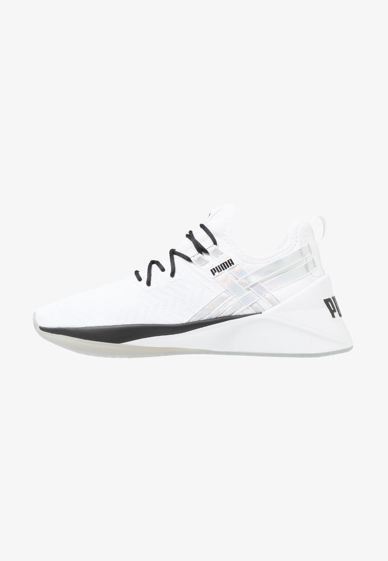 Puma - JAAB XT IRIDESCENT TZ  - Trainings-/Fitnessschuh - white/black