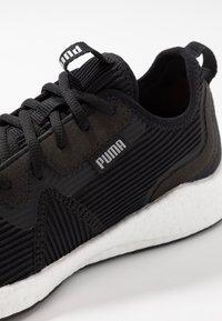 Puma - NRGY STAR FEMME - Laufschuh Neutral - black/silver/white - 5