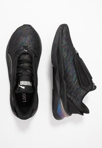 Puma - LQDCELL SHATTER XT LUSTER - Sports shoes - black - 1