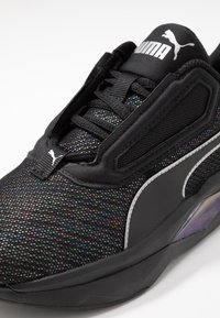 Puma - LQDCELL SHATTER XT LUSTER - Sports shoes - black - 5