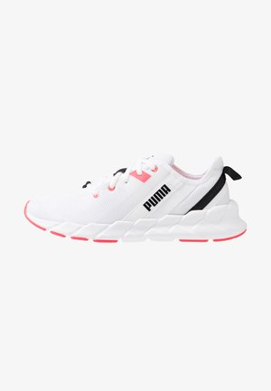 WEAVE XT - Zapatillas de running estables - white/pink alert