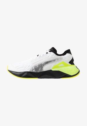 CELL PLASMIC FLUO - Sportovní boty - white/black/yellow alert