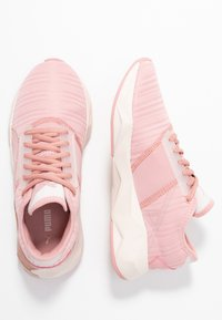Puma - CELL PLASMIC - Sportovní boty - bridal rose/pastel parchment - 1
