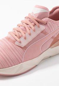 Puma - CELL PLASMIC - Sportovní boty - bridal rose/pastel parchment - 5