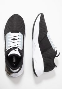 Puma - CELL PLASMIC - Treningssko - black/white - 1