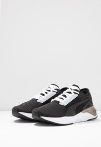 Puma - CELL PLASMIC - Treningssko - black/white - 2