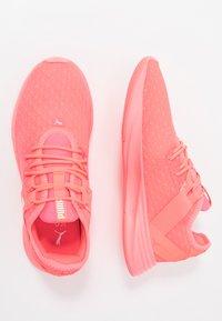 Puma - RADIATE XT PATTERN WN'S - Sports shoes - ignite pink/white - 1