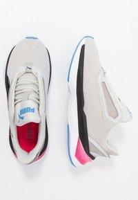 Puma - LQDCELL SHATTER XT SHIFT Q4 - Zapatillas de entrenamiento - glacier gray/white - 1