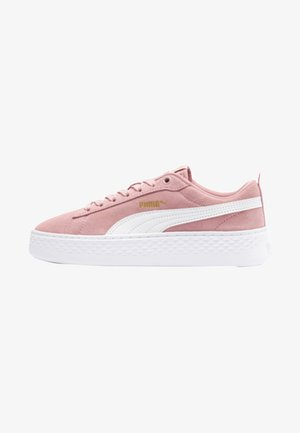 Sneakers laag - rose/white/gold