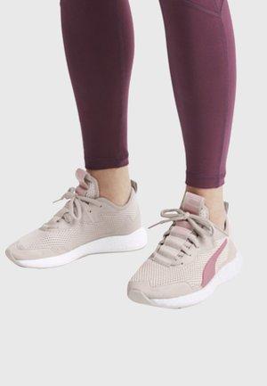 NRGY NEKO - Neutral running shoes - pastel parchment/bridal rose