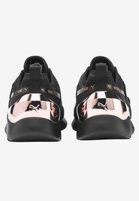 Puma - Sports shoes - puma black-rose gold - 4