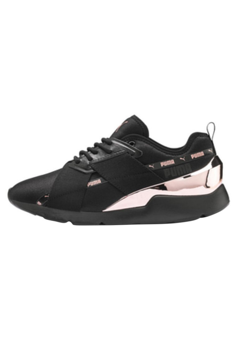 Sportschoenen - puma black-rose gold