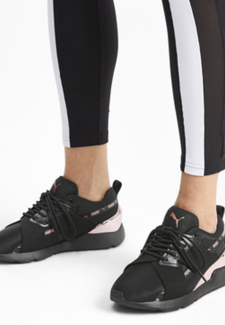 Puma - Sports shoes - puma black-rose gold