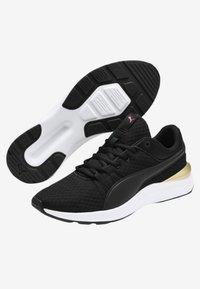 Puma - ADELA - Sportschoenen - black - 3