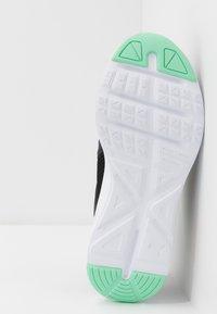 Puma - ENZO 2 - Zapatillas de running neutras - black/green glimmer/ignite pink - 4