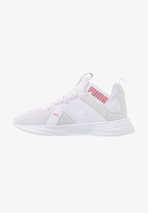 CONTEMPT DEMI - Neutrální běžecké boty - white/foxglove