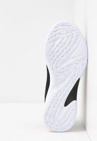 Puma - JARO  - Neutral running shoes - black/green glimmer/ignite pink - 4