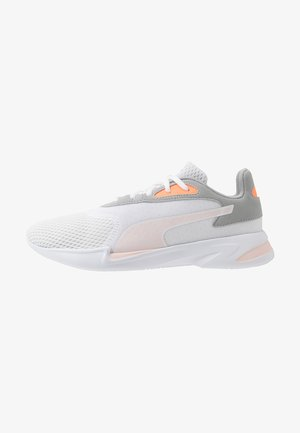 JARO - Zapatillas de entrenamiento - white/high rise/rosewater/fizzy orange
