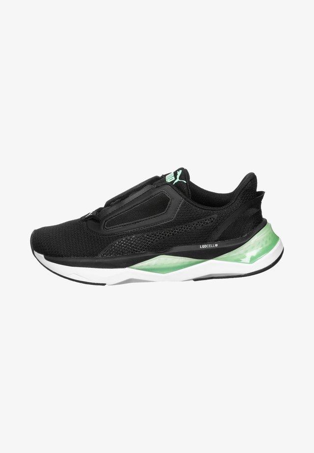 LQDCELL SHATTER XT  - Sneaker low - black/green mica