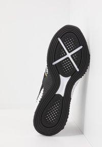 Puma - DEFY MID METAL - Sports shoes - black/white - 4