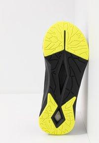 Puma - LQDCELL SHATTER TR - Sports shoes - black/yellow alert - 4