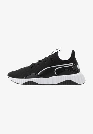 DEFY NEW CORE - Zapatillas de entrenamiento - black/white