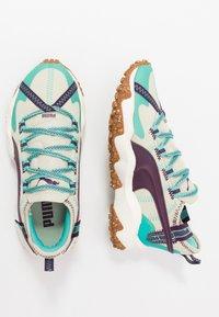Puma - ERUPT TRL - Trail hardloopschoenen - overcast/blue turquoise - 1