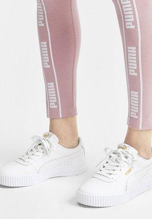 CARINA LUX - Tennisschoenen voor tapijtbanen - white