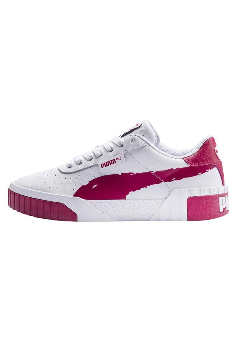 Puma CALI Sneakers basse whitepale pink Zalando.it
