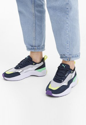 LIA POP WOMEN'S TRAINERS FEMALE - Trainers - nimbus cloud
