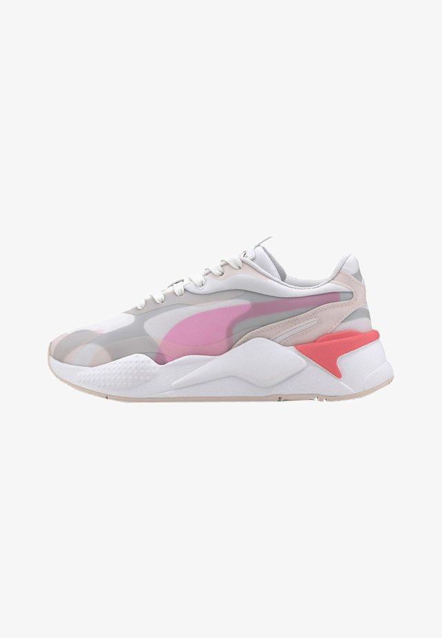 Sneakers - mottled light pink/grey