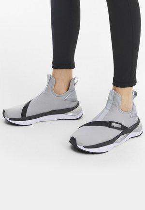 Stabilty running shoes - grey