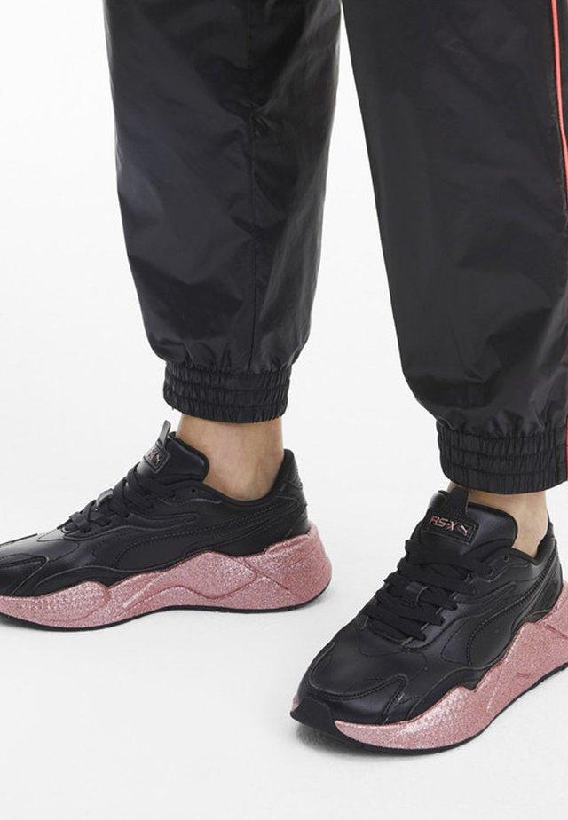PUMA RS-X GLITZ WOMEN'S TRAINERS FRAUEN - Trainers - black