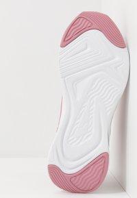 Puma - SOFTRIDE RIFT - Neutral running shoes - foxglove/white - 4